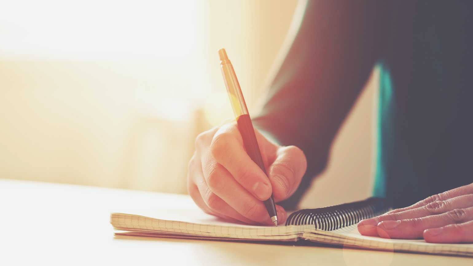Writing for Daily Guideposts
