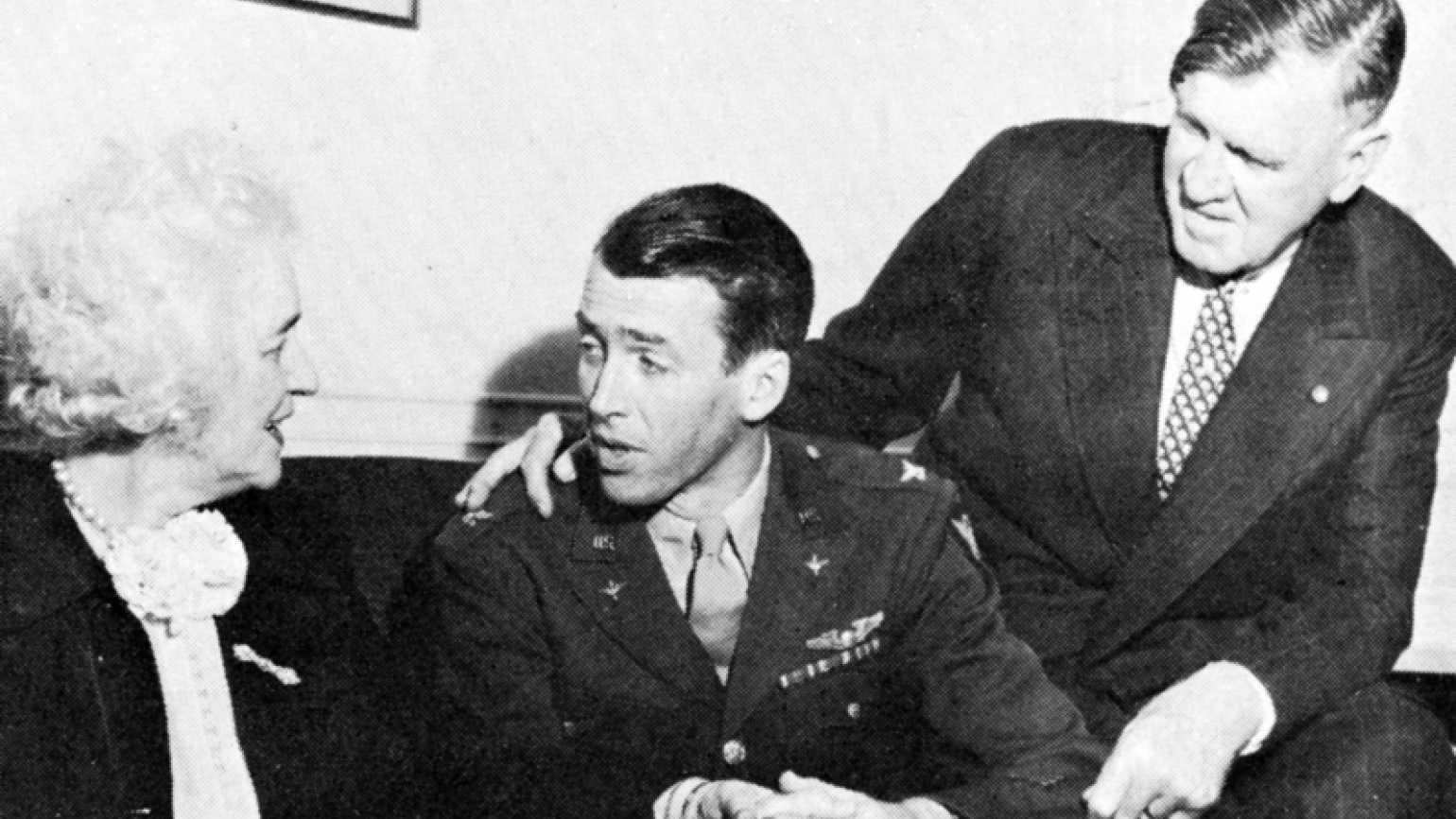 Guideposts Classics: James Stewart on a Father's Strength