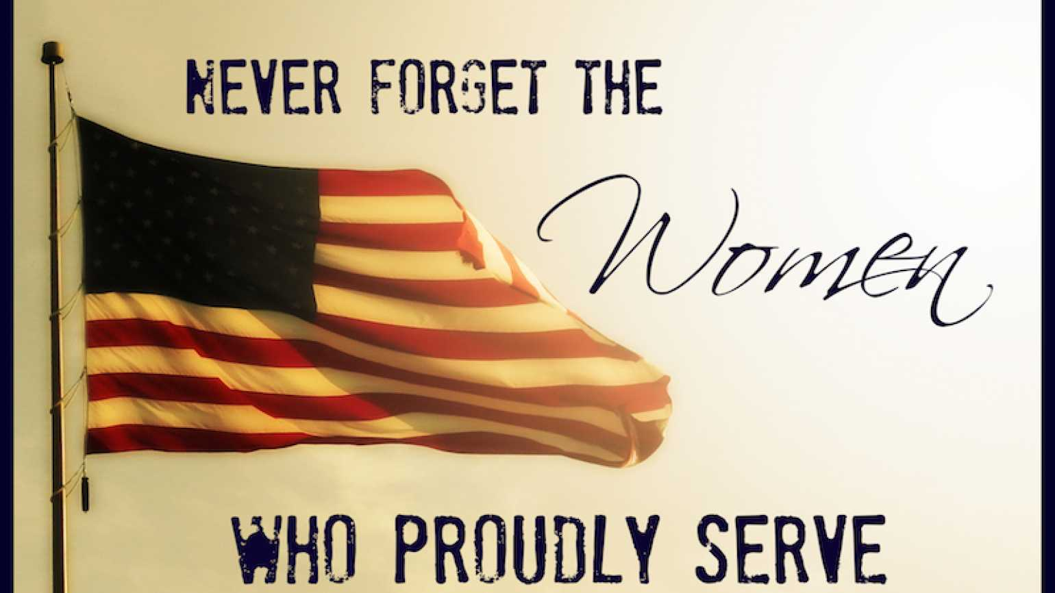 Women who serve. Image courtesy Edie Melson.
