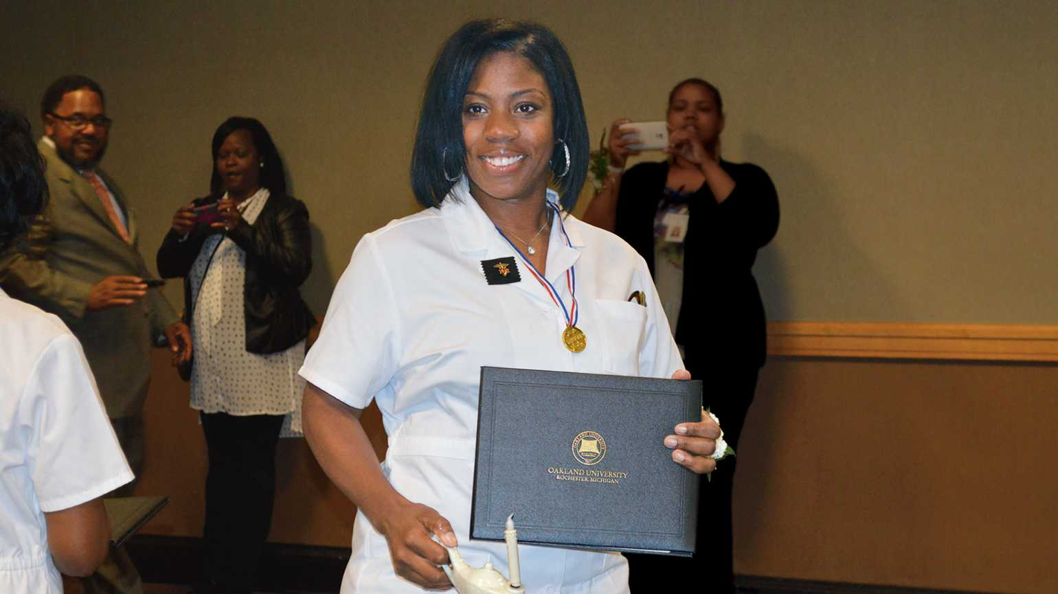 How Could She Make Her Dream to Become a Nurse Come True?