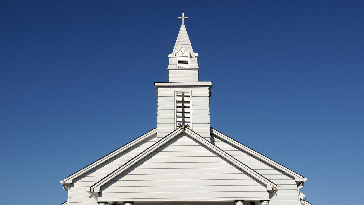 Church steeple (Getty Images)