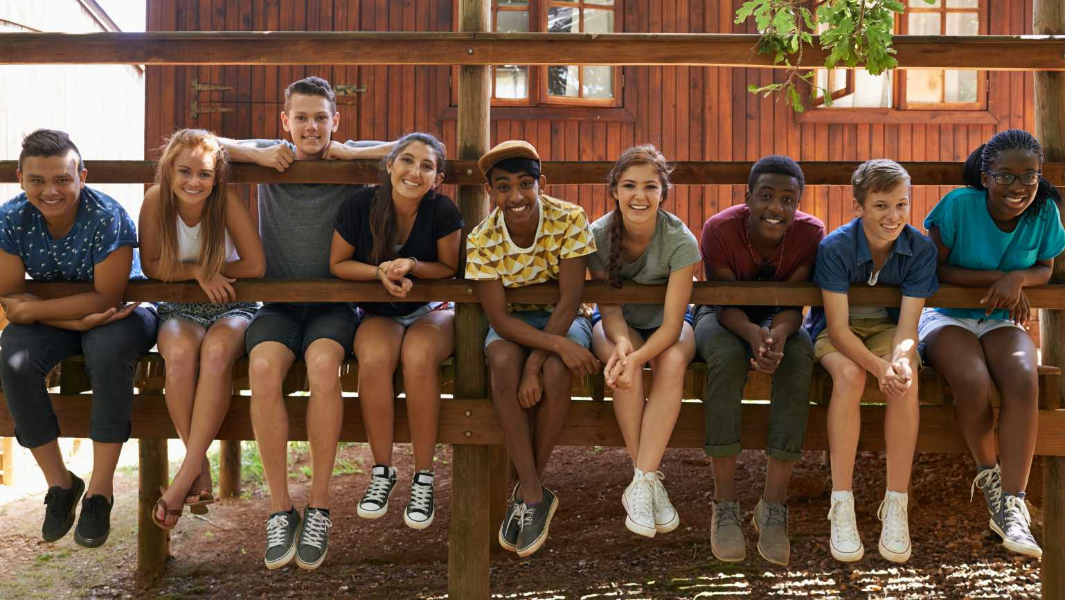 This Summer Camp Helps Kids Deal with Grief