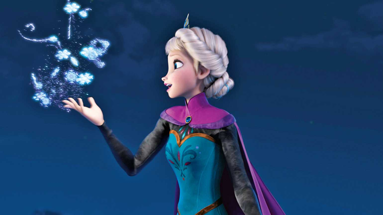 """Elsa from the movie """"Frozen"""""""