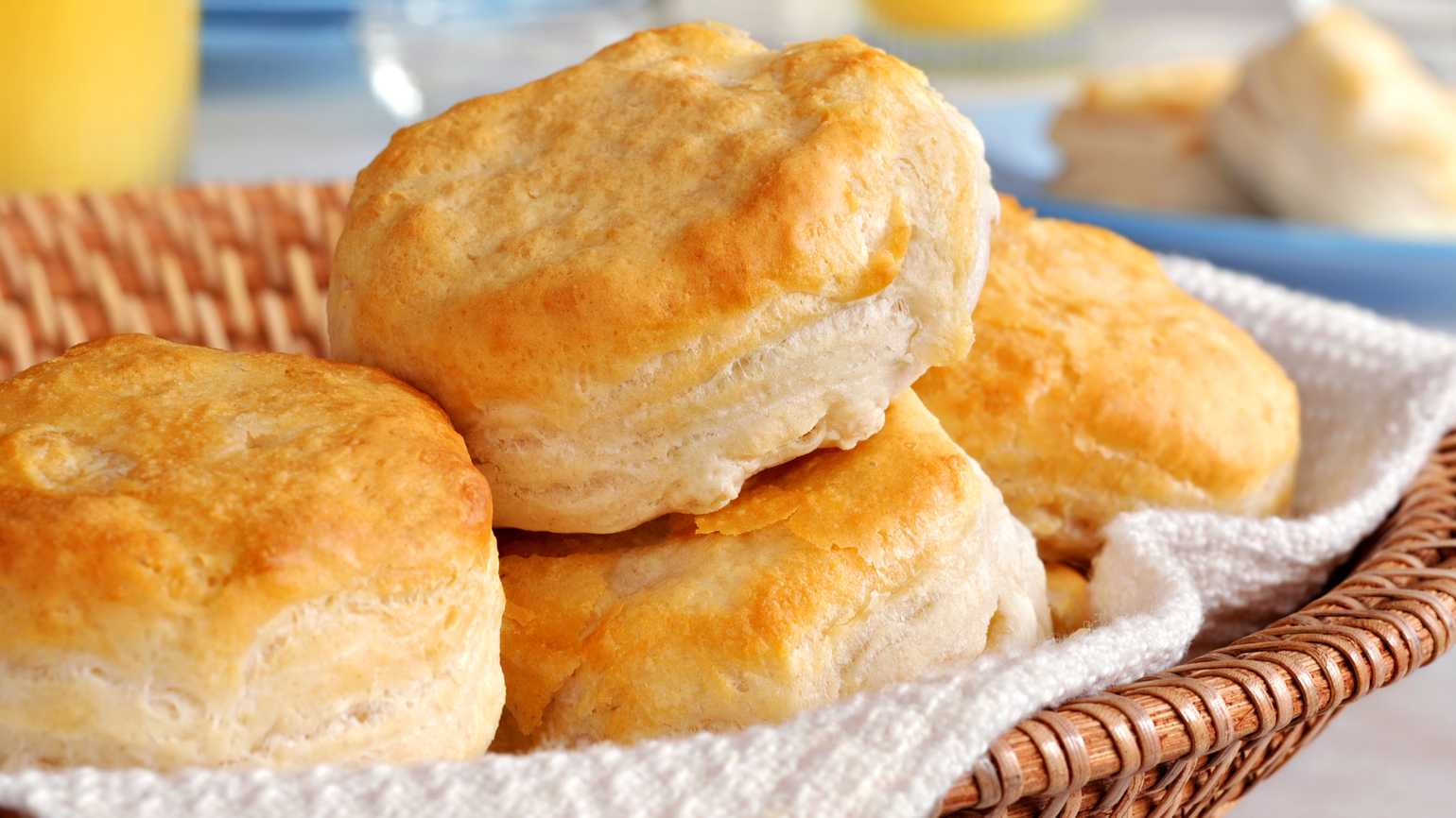 Easter Recipe: Buttermilk Buscuits