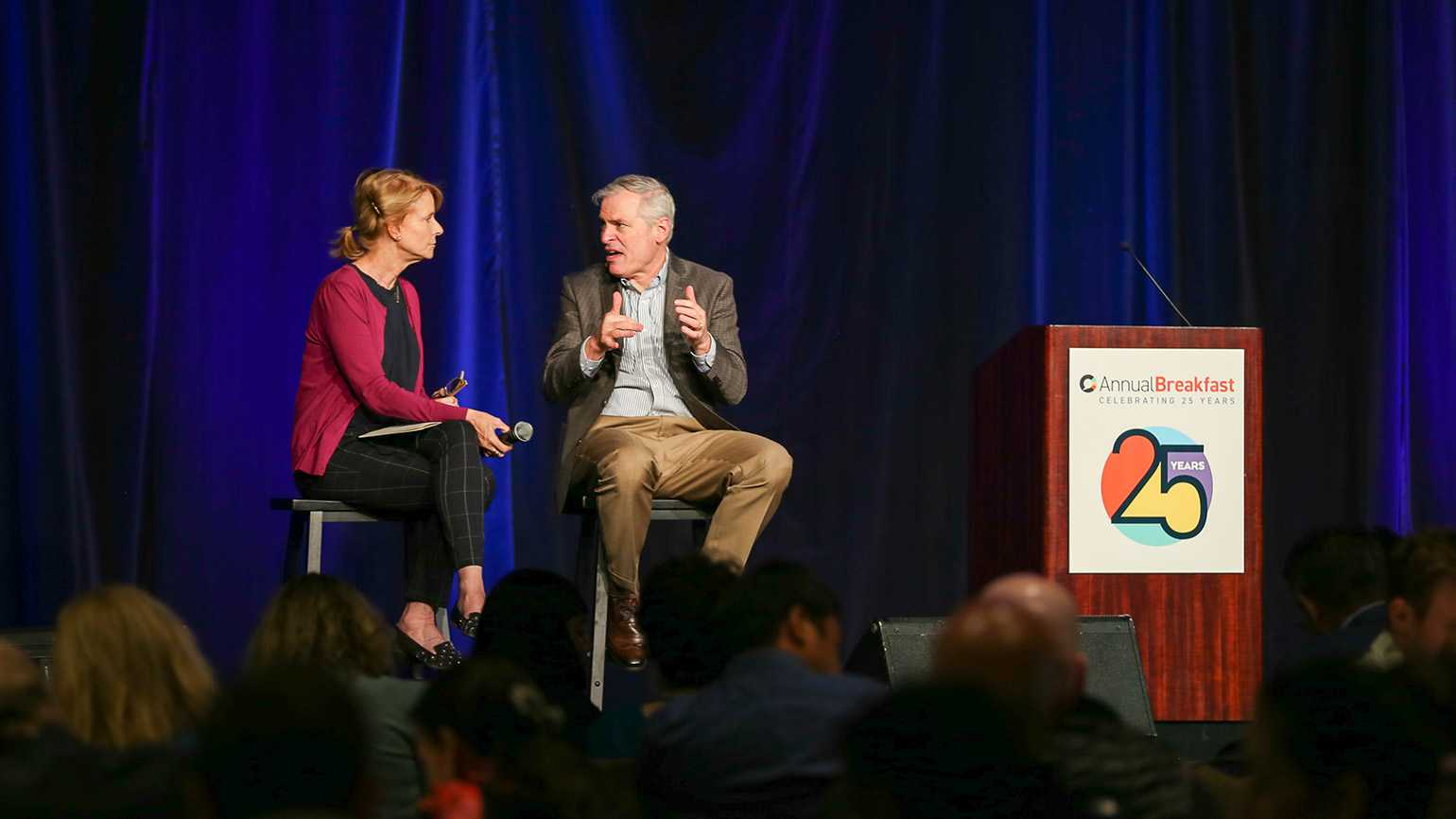 Silicon Valley Breakfast Event Brings Faith and Business Together
