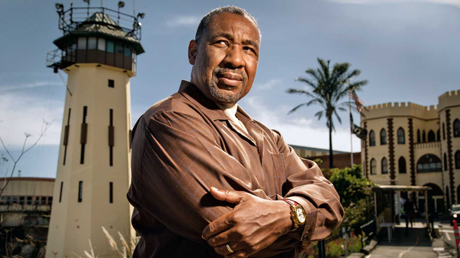 Earl Smith brought healing and forgiveness to prison at San Quentin.