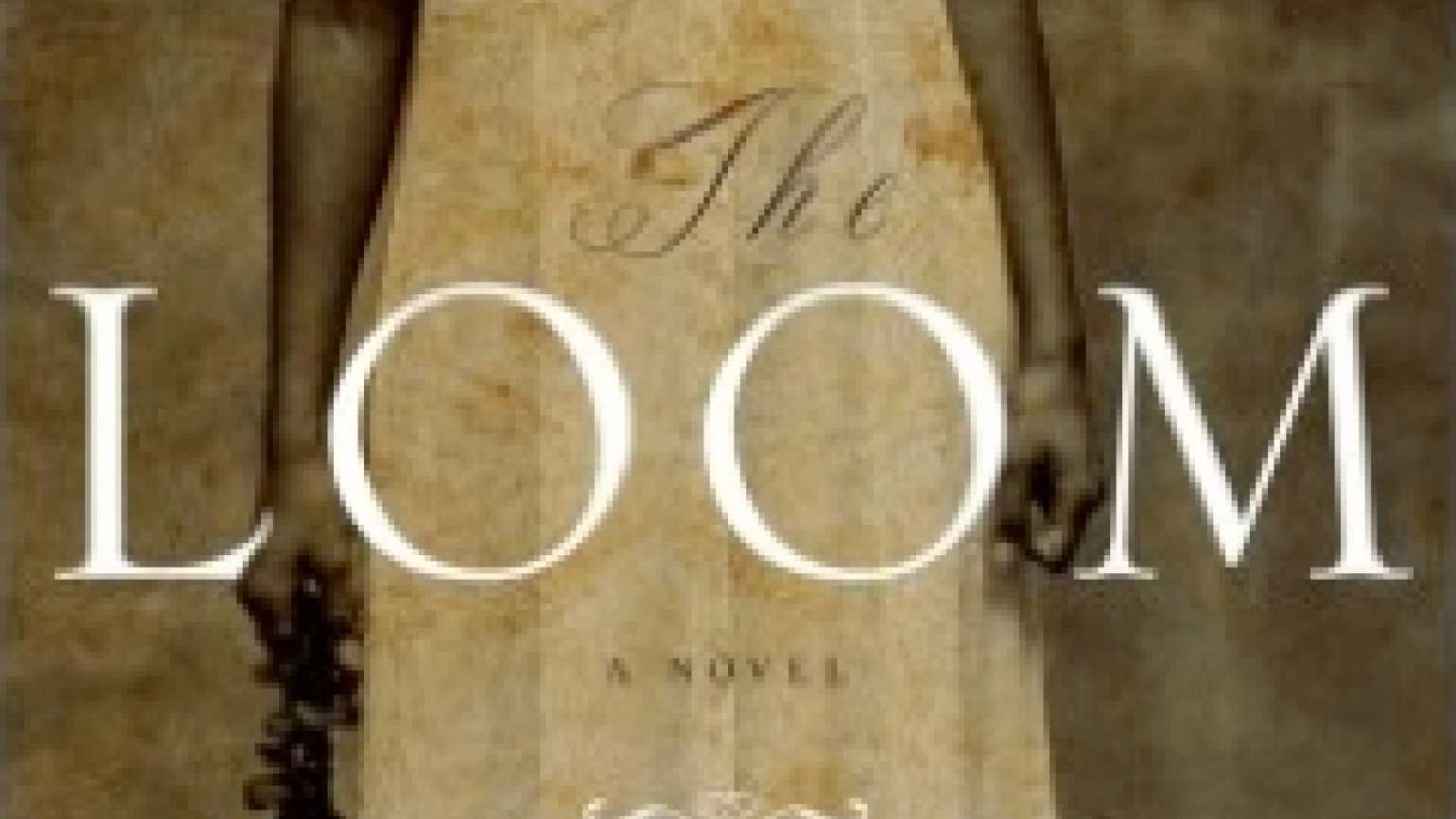 "Cover of Guideposts Book ""The Loom,"" by Shella Gillus"