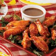 Appetizer recipes: Zesty Chicken Wings