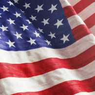 The American flag. Thinkstock.