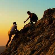No one succeeds alone. Remember those who helped you and don't forget to help others.