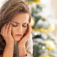 5 ways to beat the holidays blues when you're stressed or sad.