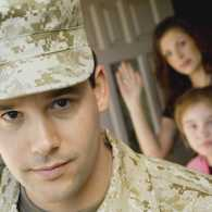 How military families can fight loneliness when loved ones are away.