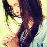 Praying over problems