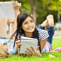 Inspire your teen daughter with good books and a rich reading experience.