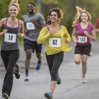5 things God taught me about running a race.