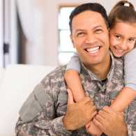 How a military family should surrender