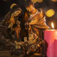 How to pray a Christmas carol