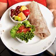 Sue Gray's Breakfast Burrito