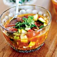 Spicy and Refreshing Gazpacho