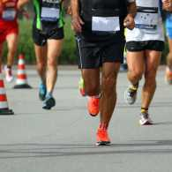 Running the good race. Photo from Fede Candon iPhoto, Shutterstock.