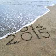 Welcome to 2015. Photo by Optical_Lens, Thinkstock.