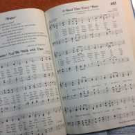Hymnal text