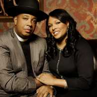 Rev. Run and Justine Simmons