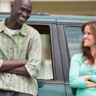 Reese Witherspoon with actor Ger Duany