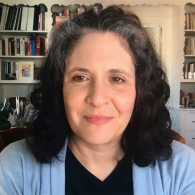 Holly Lebowitz Rossi, author of our 'A Positive Path' blog