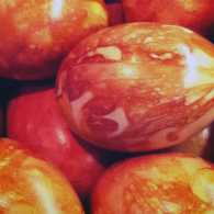 Onion-Skin Easter Eggs