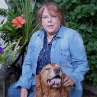 Dog trainer Peggy Frezon