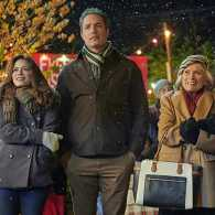 A scene from Hallmark's Five Star Christmas