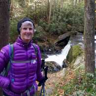Jo-Anne Graham at Smoky Mountains National Park