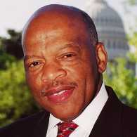 John Lewis; U.S. Congress, Public domain, via Wikimedia Commons