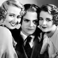 Joan Blondell, James Cagney and Ruby Keeler in Footlight Parade