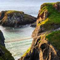 Carrick-A-Rede Rope in Northern Ireland