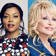 Taraji P. Henson, Dolly Parton and Carrie Underwood on the cover of Guideposts magazine (Guideposts)