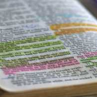 Comforting Bible verses specifically selected for certain situations.