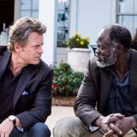 """Greg Kinnear and Djimon Hounsou in """"Same Kind of Different as Me"""""""