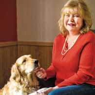 The Puppy Who Helps Her Deal with Diabetes