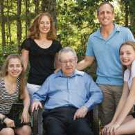 A New Caregiver Learns to Lean on Family