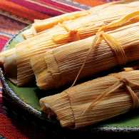 Cheryl Alters Jamison's New Mexican Pork-and-Red Chili Tamales