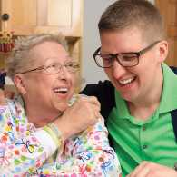 He Put His Dreams on Hold to Be a Caregiver, Then Found the Inspiration He Needed