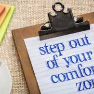 When God Calls You Out of Your Comfort Zone
