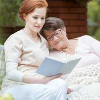 A Hospice Nurse Finds Glimpses of Heaven in Caregiving
