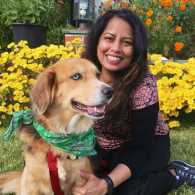 After Depression, Her Rescue Dog Gave Her Hope