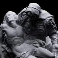 La Pieta; photo iStock/Getty Images Plus