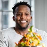 Fit Men Cook's Kevin Curry Shares Food Prep Tips