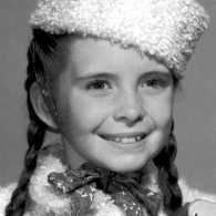 Child actress Margaret O'Brien