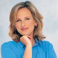 Oscar-winning actress Marlee Matlin
